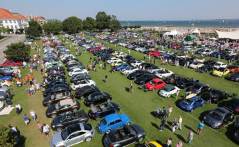 Over 515 Beetles from 14 countries make the sunshinetour the biggest Beetle-meeting in Europe